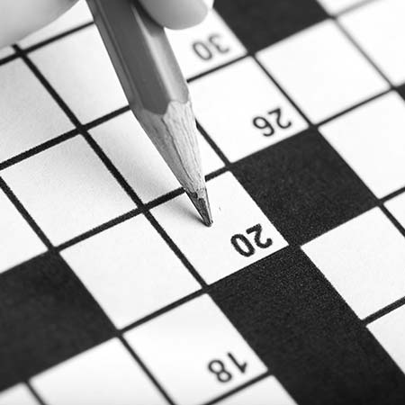 Free Crafted Online Crossword Puzzles